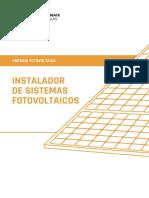 Instalador de sistemas fotovoltaicos