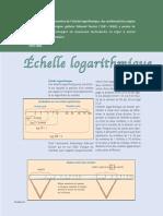 Echelle log