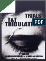 Trials and Tribulations (camren fanfic)