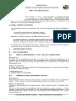 ESPECIFICACIONES TECNICAS CASHIRIARI