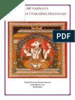 Yajur Veda Upakarma
