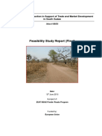 Unops Feeder Roads-feasibility Study Report-V1-15 June 15