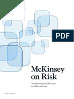 McKinsey on Risk 7 Full Issue v9