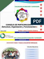 Consejo de Participacion Mppe