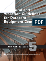05 Structural and Vibration Guidelines for Datacom Equipment Centers