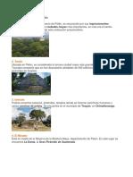 Ciudades Mayas en Guatemala