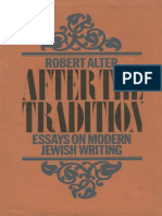 Alter, Robert - After the Tradition (Dutton, 1969)