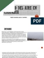 Calidad Del Aire en Colombia