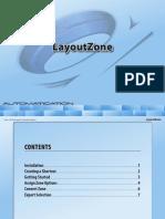 Layout zone