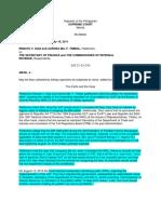 Diaz v. Sec of Finance