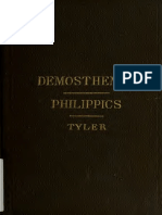 The Phillipics - Demosthenes