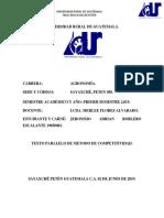 Texto Paralelo de Metodo de Competitividad