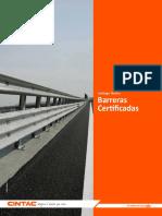 Catalogo Tecnico Barreras Certificadas