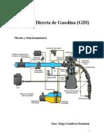 Inyección Directa de Gasolina