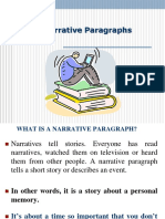 Narrative-Paragarph1.ppt