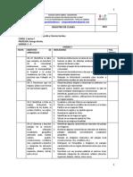 Registro Leccionario Historia u3-4