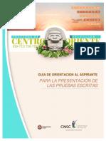 Guia de Orientacion al Aspirante para la Presentacion de las Pruebas Escritas.pdf
