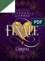 Stephanie Garber - Caraval 03 - Finale