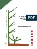 El Medio Ecológico en Plantaciones Frutales