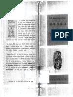 AYALA, Felipe Guaman Poma de. Nueva Cronica y Buen Gobierno