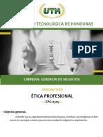 Modulo VII Etica Profesional