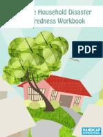 Inclusive Household Disaster Preparedness Workbook