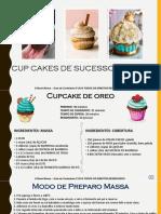 Receitas de cupcake america