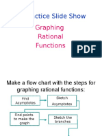Graphing Rational Functions Part 1