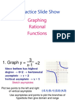 Graphing Rational Functions Part 3