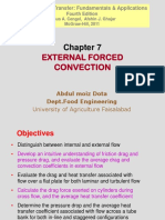 External Forced Convection