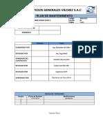 Plan de Mantenimiento - Motoniveldora Gd555-5