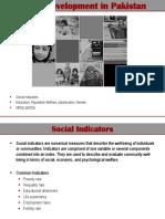 L5 - Social Development in Pakistan