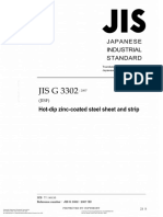 JSA-JIS-G-3302