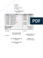 Macros Report (Albaracin)