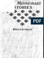 Fifty Missionary Stories (Belle M. Brain)