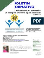Boletim Informativo MPI n.º 42
