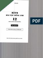 Key Tieng Anh 12 - Luu Hoang Tri