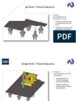 Design Brief - Precast Sequence