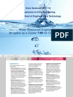 Introduction to Water Resources Engineering