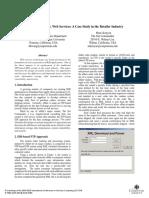 FTP-based EDI vs Web Services
