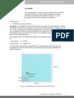Validation Hoek Brown Material Model 2016
