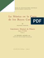 Angles - La musica en la Corte de los Reyes Católicos. 3. Polifonia profana (Cancionero Musica de Palacio vol.2).pdf