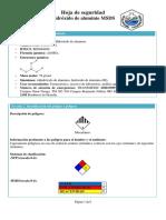 Hidroxido de Aluminio