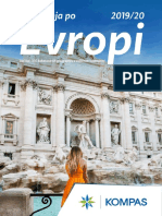 Kompas Potovanja Po Evropi 2019 2020