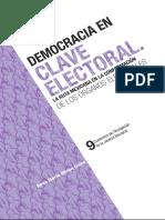 Democracia en clave electoral