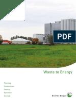 Waste 2 Energy