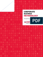 Corporate Ratings Methodology