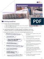 TD 2.1 Newspapers