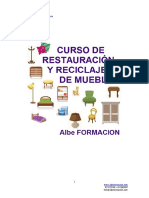 Tema 2 - Restauracion y Reciclaje de Muebles