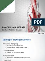 Autocad.net API